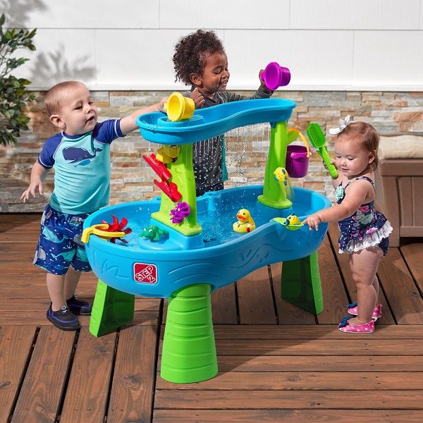 Summer Baby Essentials | Water Table