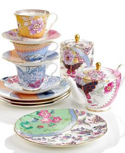 Wedgewood Butterfly Bloom Collection from Macy's