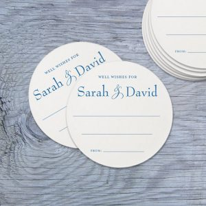 Wedding Guestbook Alternatives for the Today's Couple | Custom Coasters