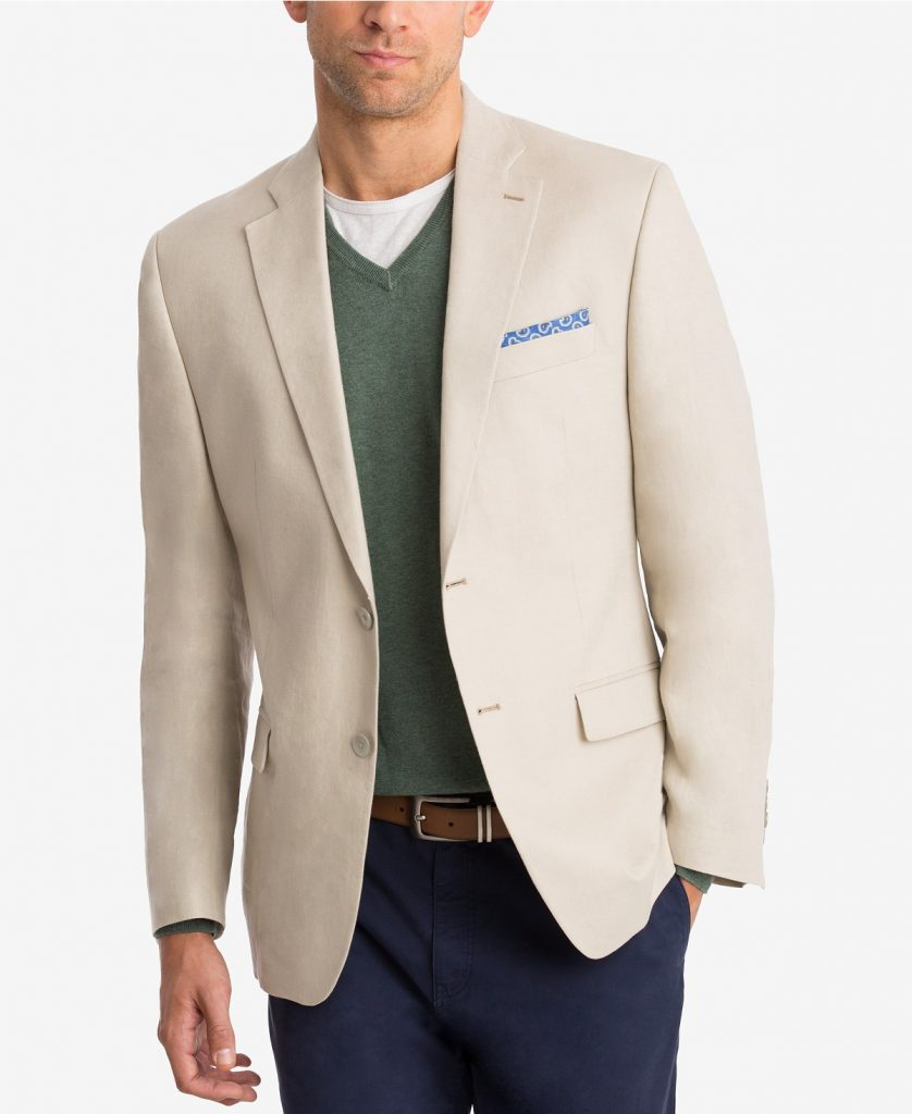 What to Wear to Your Wedding Rehearsal | Linen Sport Coat
