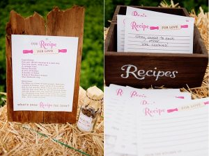 Unique Wedding Guestbook Alternatives for the Non-Traditional Couple | Recipe For Love