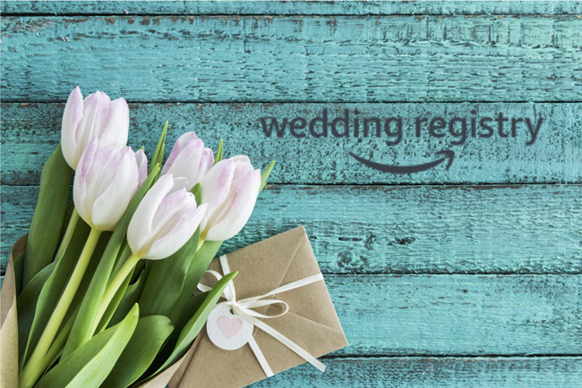 Amazon Wedding Registry Benefits and Perks