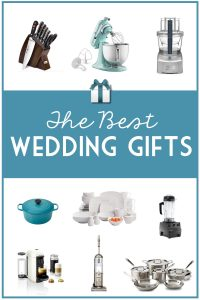 The Best Wedding Gifts to Add to Your Bridal Registry