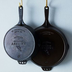 What To Buy For A Couple That Doesn't Register   Cast Iron Skillet