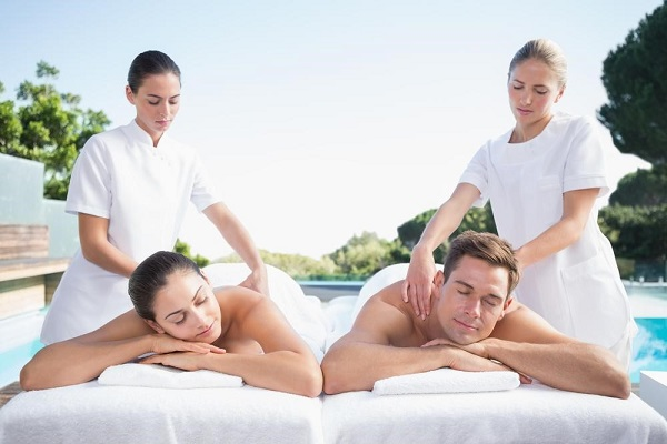 What To Buy For A Couple That Doesn't Register | Couples' Massage