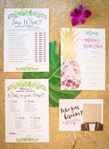 Say What bridal shower game Etsy | What's in your purse game Etsy
