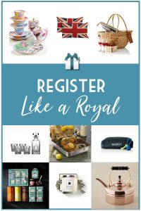 Register Like a Royal: Gifts for Couples Who Love Harry & Meghan