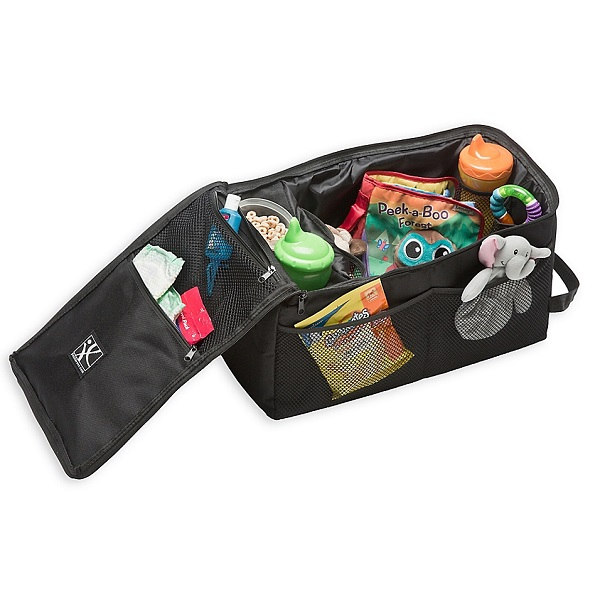 Backseat organizer for road trip with kids Buy Buy Baby