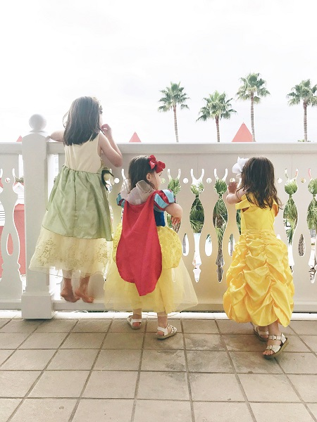 Disney World Outfits for girls | Disney princess dresses