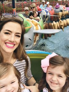 Disney travel tips | Disney's Dumbo ride
