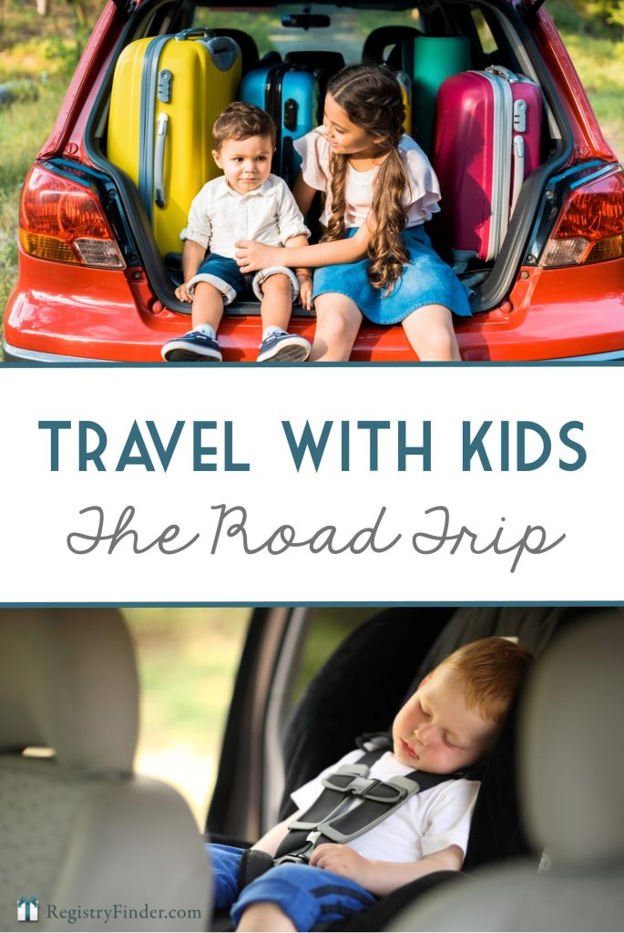 Tips and Tricks for Surviving (and enjoying!) a road trip with kids!