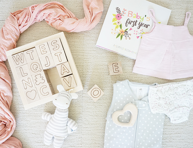 Baby Gift Ideas for the Parent Who Didn't Register