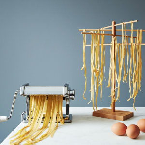 Unique Registry Items From Food52 | Pasta Machine & Drying Rack
