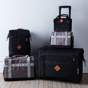 Unique Registry Items From Food52 | Nylon & Leather Travel Coolers