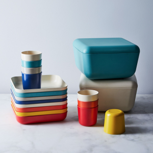 Unique Registry Items From Food52 | Recycled Bamboo Picnic Set