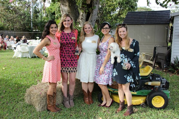 Southern Bridal Shower Theme