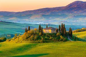 Fall honeymoon | Tuscany honeymoon
