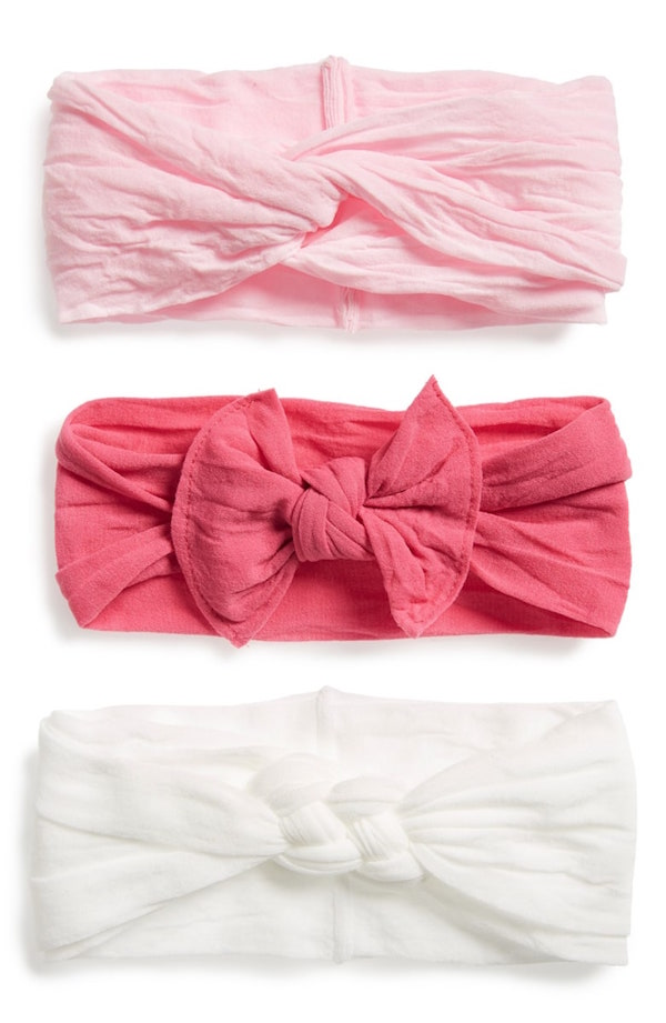 Baby Bling Knot Headbands