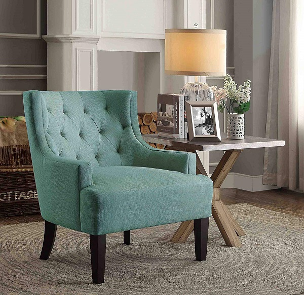 Amazon Wedding Registry | Fabric Accent Chair
