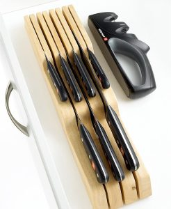 Wüsthof Gourmet 8 Piece In-Drawer Knife Set