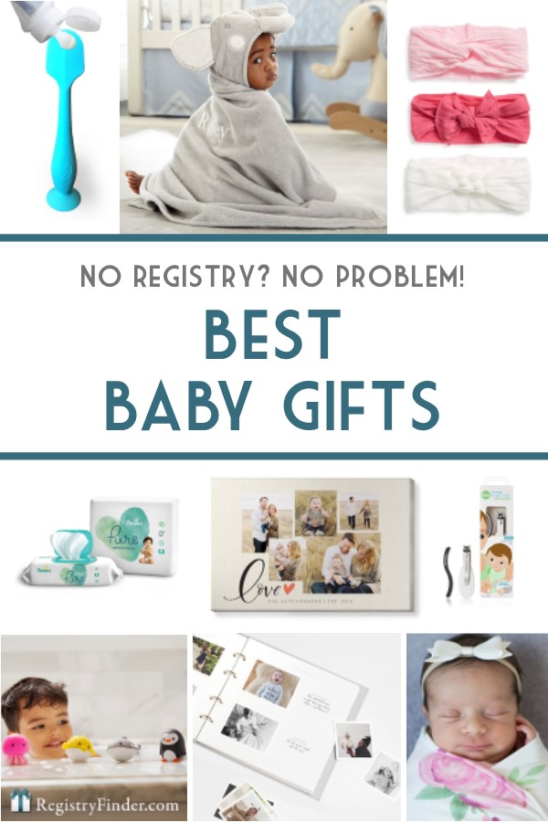 Best Baby Gifts for Parents Without a Registry