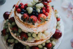 DIY Wedding Cake