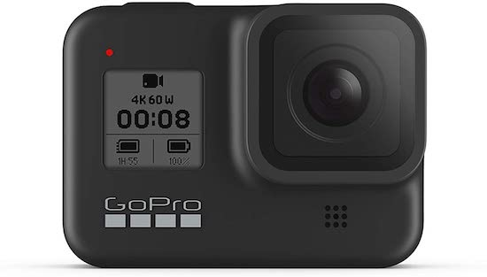 Wedding Registry Items That Will Excite Your Groom   GoPro Hero 8