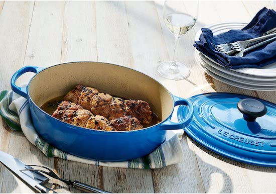 Wedding Registry Items That Will Excite Your Groom | Le Creuset Dutch Oven