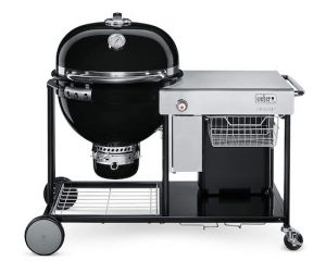 Wedding Registry Items That Will Excite Your Groom | Weber Summit Charcoal Grill
