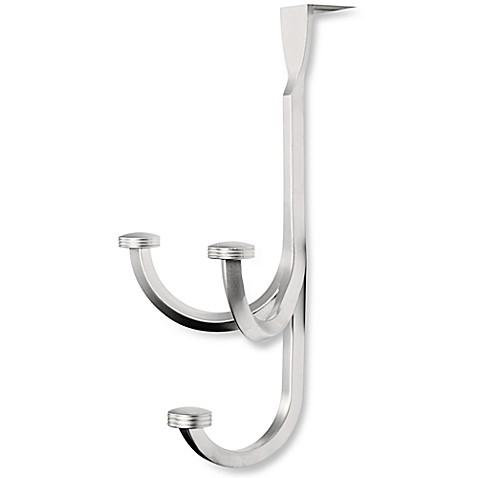 Deluxe triple over the door hook | Spa Bathroom Tips