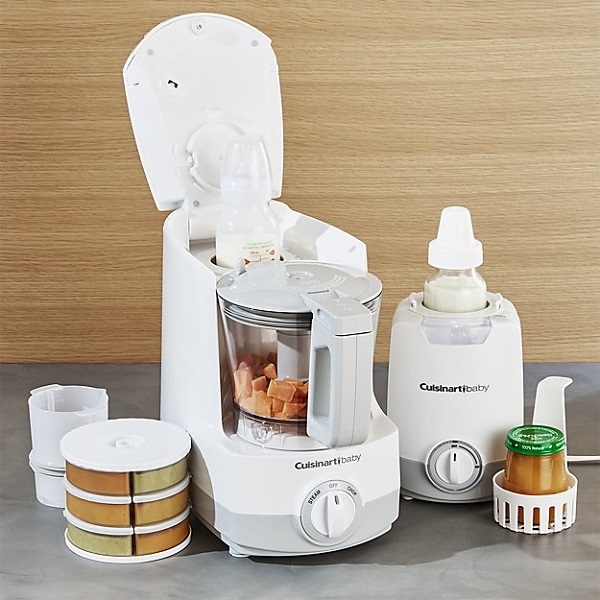 Baby Products for the Natural Mom | Baby food maker and bottle warmer