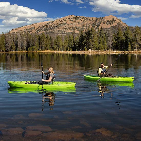 Wedding Registry Items That Will Excite Your Groom   Sit-on-Top Kayaks