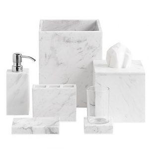 Camarillo Marble Bath Ensemble   Spa Bathroom Tips