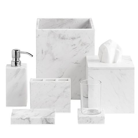 Camarillo Marble Bath Ensemble | Spa Bathroom Tips