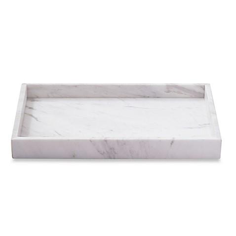 Camarillo Marble Vanity Tray | Spa Bathroom Tips