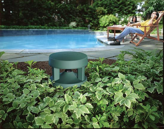 Wedding Registry Items That Will Excite Your Groom   In-Ground Outdoor Speakers