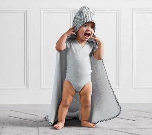 Organic Baby Hooded Towel