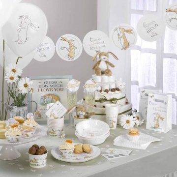 How to Plan a Book Themed Baby Shower