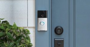Smart Home Gadgets For Your Wedding Registry | Ring Video Doorbell