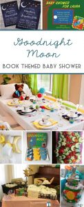 How to Throw a Good Night Moon Baby Shower