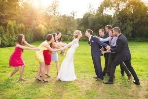 How to Avoid Wedding Guest Drama