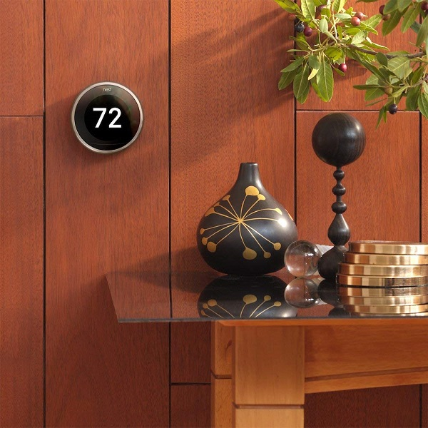 Amazon Smart Home Gadgets For Your Wedding Registry   Nest Thermostat