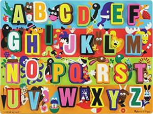 ABC Puzzle Toddle Gift