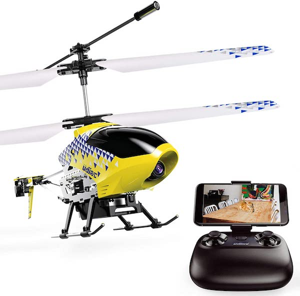 Cheerwing Mini RC Helicopter with Camera