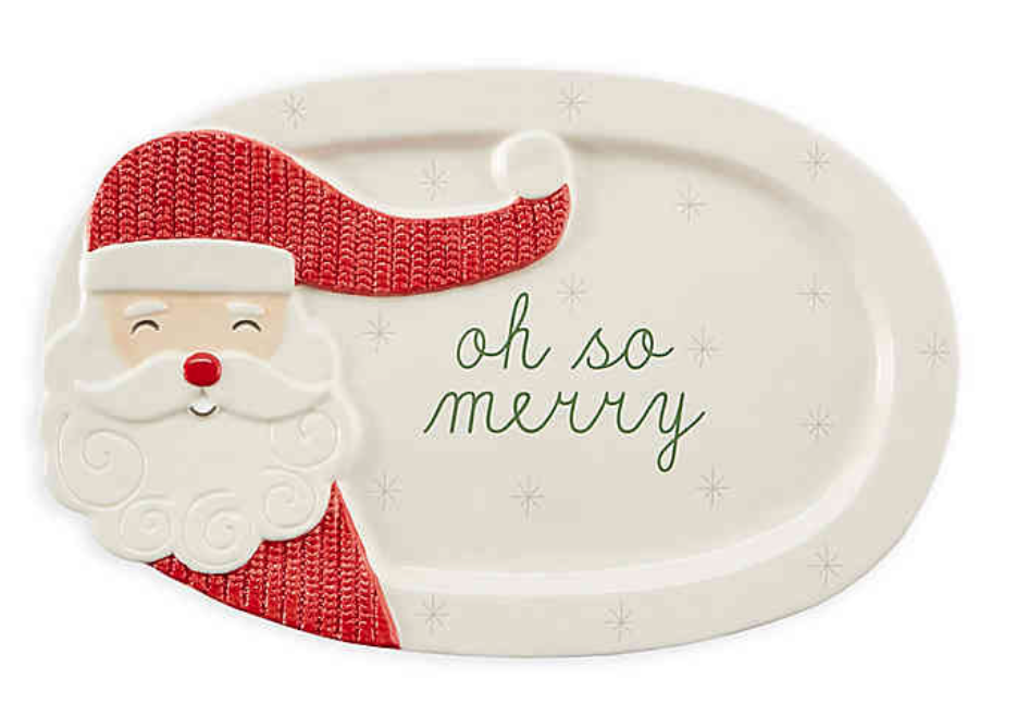 Mud Pie® Christmas Serve Platter