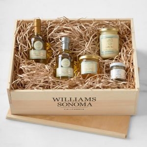 Hostess Gifts for the Cook | Williams-Sonoma Truffle Pantry Crate