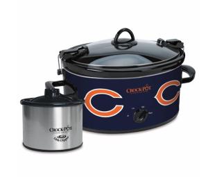 NFL Crock-Pot® Cook & Carry™ Slow Cooker with Little Dipper Warmer