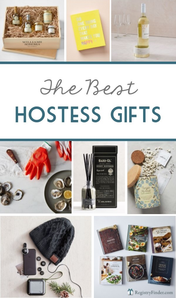 The Best Hostess Gifts for the Holidays