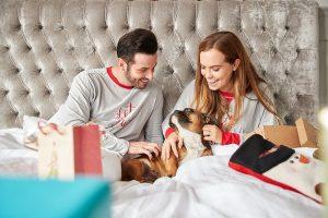 Holiday Presents for Newlyweds   Christmas Pajamas