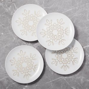Christmas Gifts for Newlyweds | Appetizer Plates